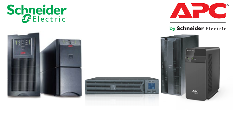 APC BY Schneider Electric Home Page Products
