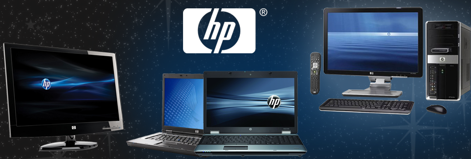 Desktops and Laptops of HP Lenovo Dell